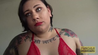 PASCALSSUBSLUTS – Kinky BBW Lily B****l Rough Fucked by Daddy