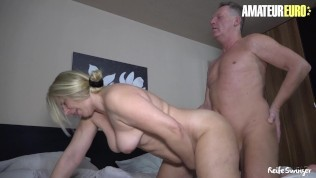 ReifeSwinger – Sweet Susi Mature German Wife Gets Her Fat Pussy Fucked Hard By Old Cock